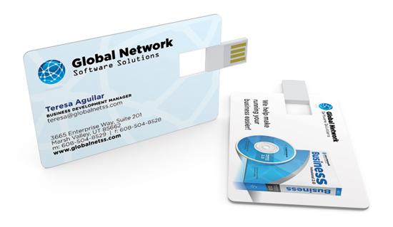 Bien connu Cartes de visite USB - Une carte de visite tendance et unique pour  HM87