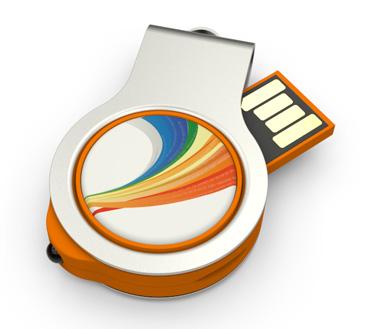 Lumière sur mesure clé USB